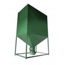 Бункер для пеллеты 1000 литров