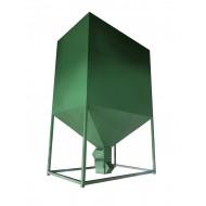 Бункер для пеллеты 900 литров